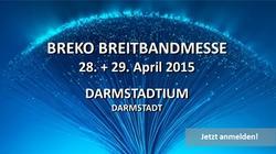 BREKO Breitbandmesse 2015