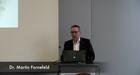 """Dr. Martin Fornefeld """"Die Bedeutung des Breitbandausbaus von Gewerbegebieten für Standortattraktivität und Unternehmenserfolg"""""""