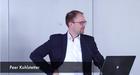 """Peer Kohlstetter """"Die Zukunft von IPv4 - aktuelle Informationen zum Kauf und Verkauf von IPv4 Adressen"""""""