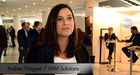 Interview mit Andrea Wagner (Channel Partner Manager) der VIAVI Solutions Deutschland GmbH auf der BREKO Glasfasermesse 2018