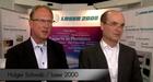 Holger Schwab & Wolfgang Sunk (Laser 2000) - Interview auf der BREKO Glasfasermesse 2018